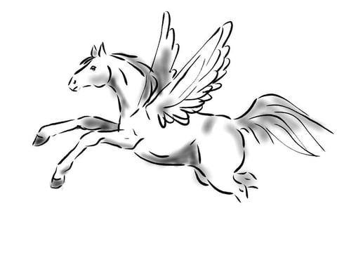 Paarden Kleurplaten Die Heel Mooi Zijn Game Een Paard In 5 Minuten Bokt Nl