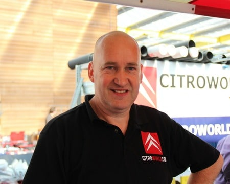 Geert Bukkems, Citroworld