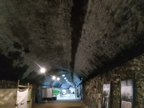 Ramsaget Tunnels