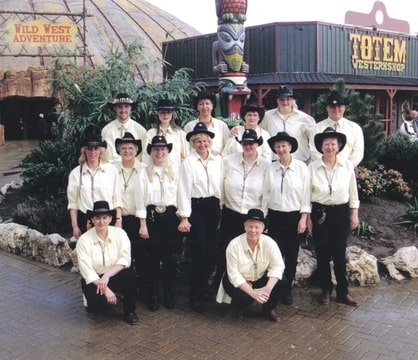 The Rocky Mountain Country Dancers