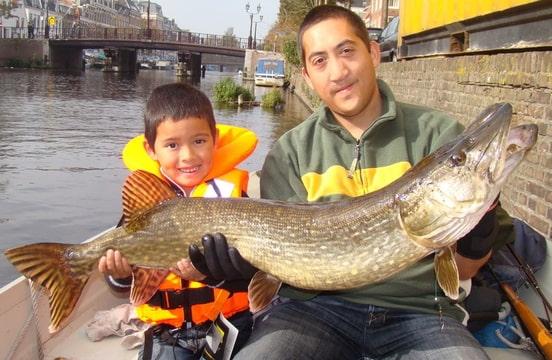 grootste gevangen vis ooit