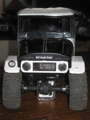Toyota BJ sur ponts Maxstone 1/16 Photo-NWRWTJ8N-D