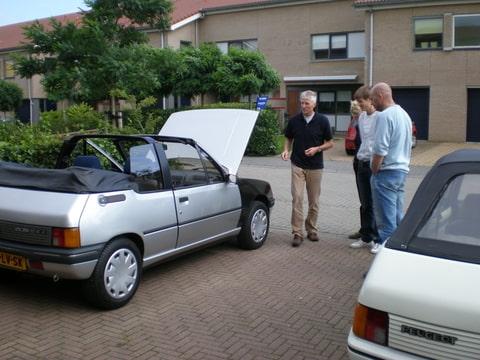 Peugeot 205 CJ 1.4i | Klik voor details