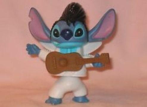 Stitch als Elvis Presley