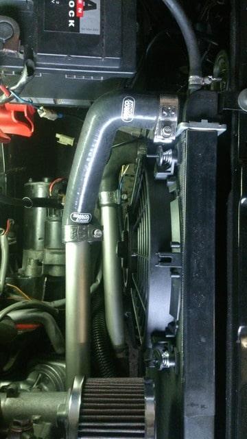 Remdruk valt weg bij draaiende motor