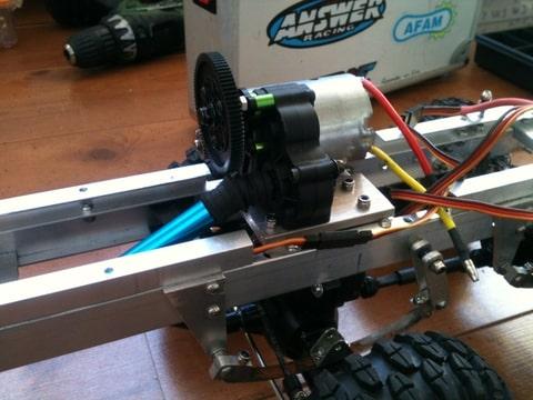 build - MAN KAT 1 8X8 scratch build with tlt axles Foto-J8REICHW-D