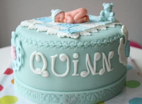 1 baby boy en een baby snowglobe voor jongen meisje pagina 1 taarten parade - Baby boy versiering van de zaal ...