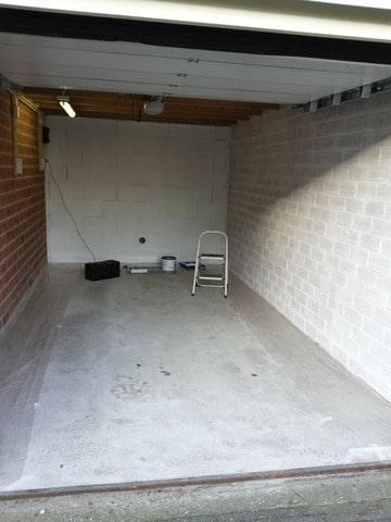 Geliefde Garage schilderen / inrichten | Motor-Forum KE88