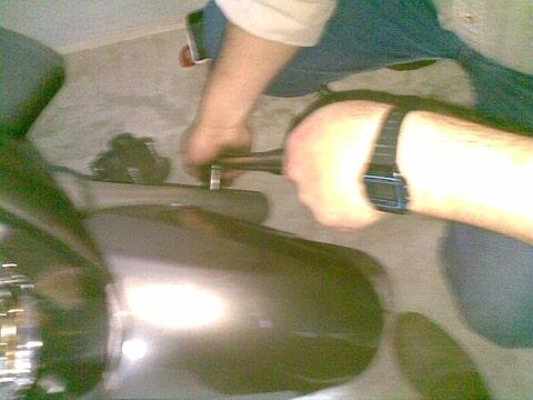 Front axle wont come out. Foto-XLABKMPV-D