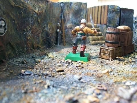Mordheim's underground Foto-G8SE3VMN