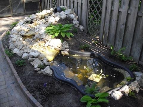 Tuin afgraven hoe diep