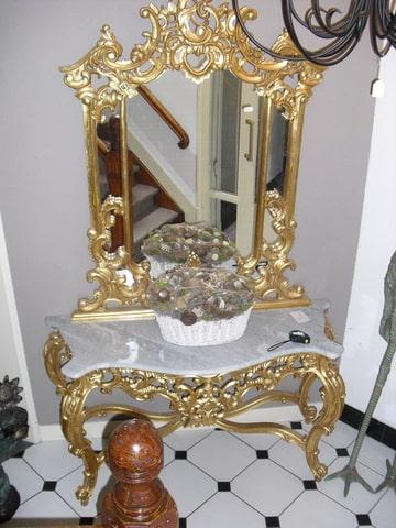 Barok of engelse woonkamer for Mooie eetstoelen