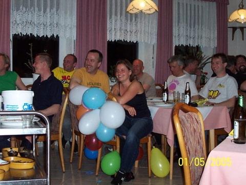 MC Randstad, o.a.Ingrid, Jurgen, PP, Peter en Frans