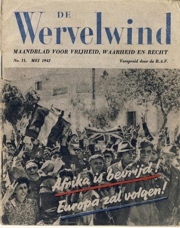 De Wervelwind nummer 11 uit de tweede wereldoorlog