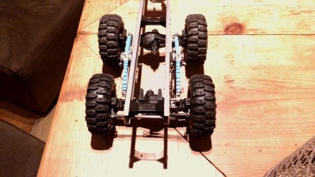 build - MAN KAT 1 8X8 scratch build with tlt axles Foto-3HG3OZ3T-D