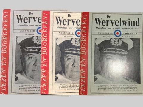 De Wervelwind nummer 1 uit de tweede wereldoorlog ww2 wo2 een