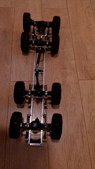 build - MAN KAT 1 8X8 scratch build with tlt axles Foto-ZVGUVSMH-D