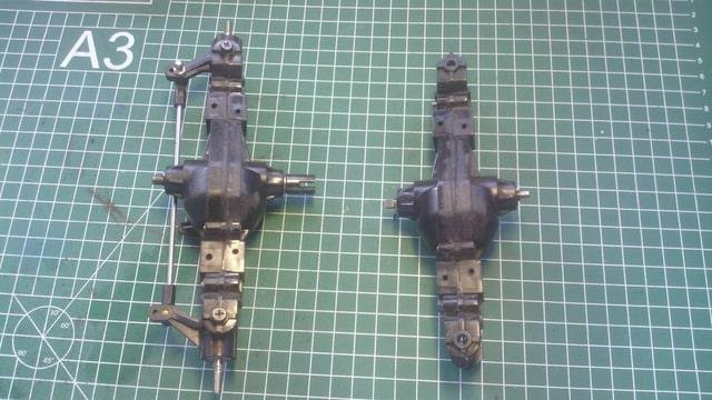 build - MAN KAT 1 8X8 scratch build with tlt axles Foto-E4OOGTWD-D