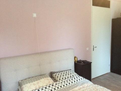 Kleur slaapkamer muur
