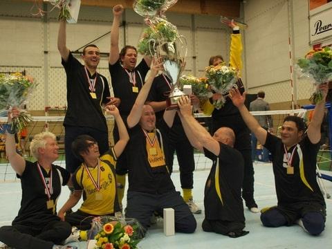 Volleer NL Kampioen