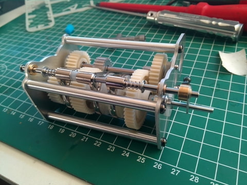 build - MAN KAT 1 8X8 scratch build with tlt axles Foto-BCBYW67X-D