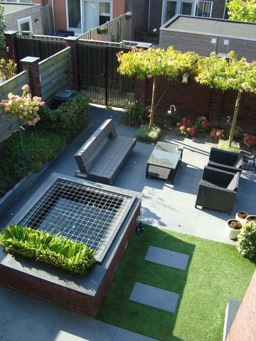 Tuintips kleine tuin