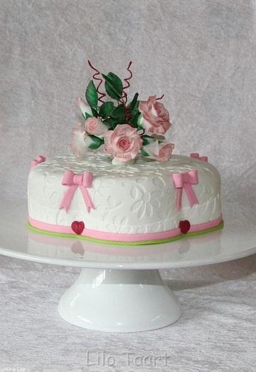 Boeket-taart