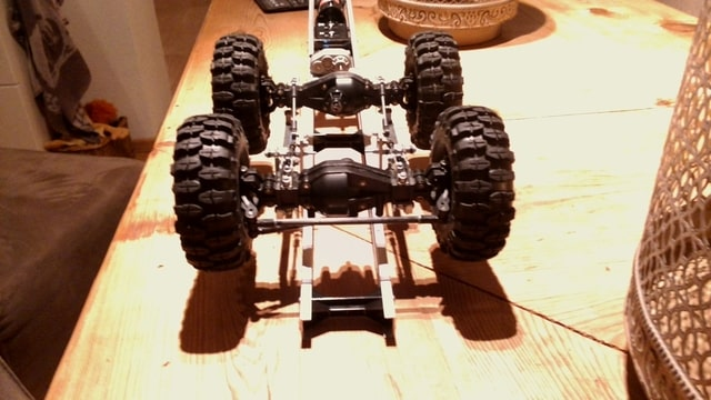 build - MAN KAT 1 8X8 scratch build with tlt axles Foto-AMLOI3US-D