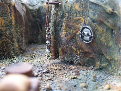 Mordheim's underground Foto-CVEKILZX