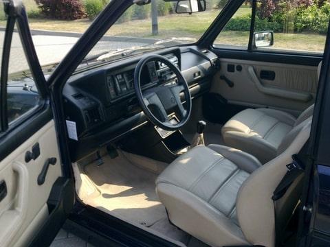 golf 1 cabrio classic line interieur golfc brio com. Black Bedroom Furniture Sets. Home Design Ideas