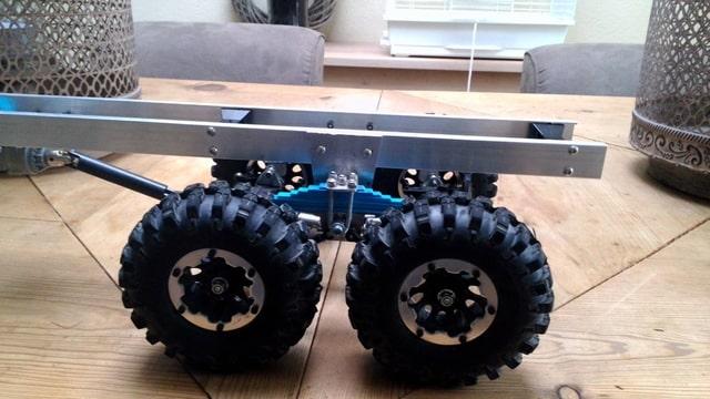 build - MAN KAT 1 8X8 scratch build with tlt axles Foto-8S7J8WDY-D