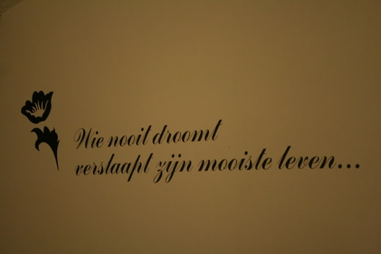 spreuk voor in slaapkamer  bokt.nl, Meubels Ideeën
