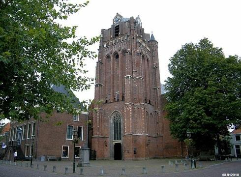 grote kerk wijk bij duurstede