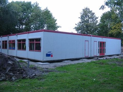 Clubhuis 2007