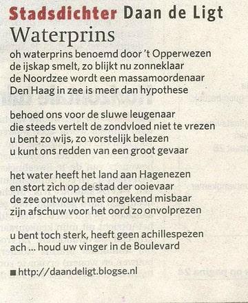 waterprins