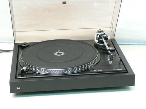 dual cs 506 platine vinyle hifi stereo 33t 45t ent courroie audiophile ebay. Black Bedroom Furniture Sets. Home Design Ideas