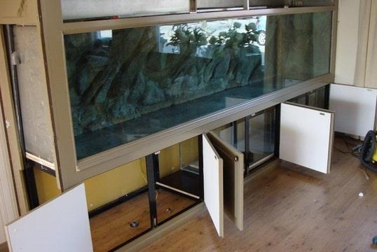 RVS zelfbouw aquarium 355x65x80cm   Pagina 4   AquaforA