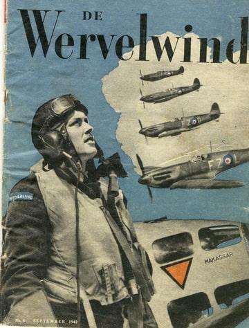 De Wervelwind nummer 6 uit de tweede wereldoorlog wo2