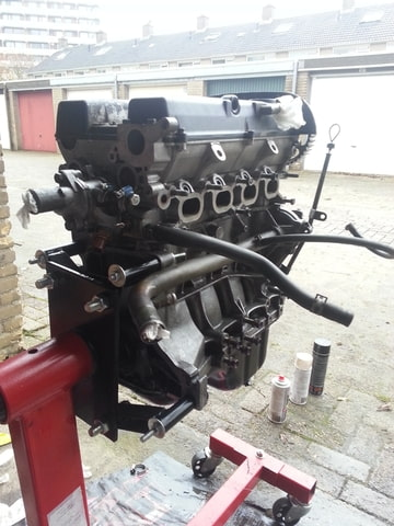 GT1549s turbo kit and low compression engine Foto-Q6XYTRLH