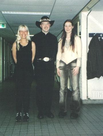 Vera de Vries, Albert Draaisma & Ida Draaisma