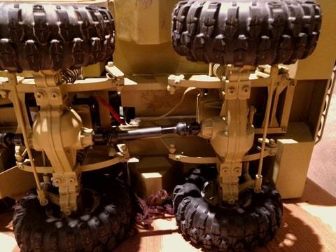 build - MAN KAT 1 8X8 scratch build with tlt axles Foto-8QCUAJ86-D