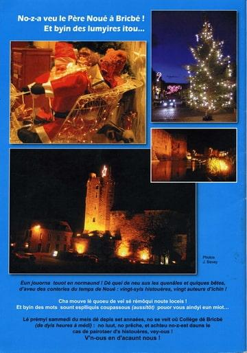 La voix du Donjon numéro spécial en normand décembre 2006. Photo-GCYHIFJF-D