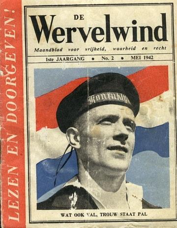 De Wervelwind nummer 2 uit de tweede wereldoorlog wo2