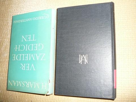 Marsman,H. - Verzamelde Gedichten