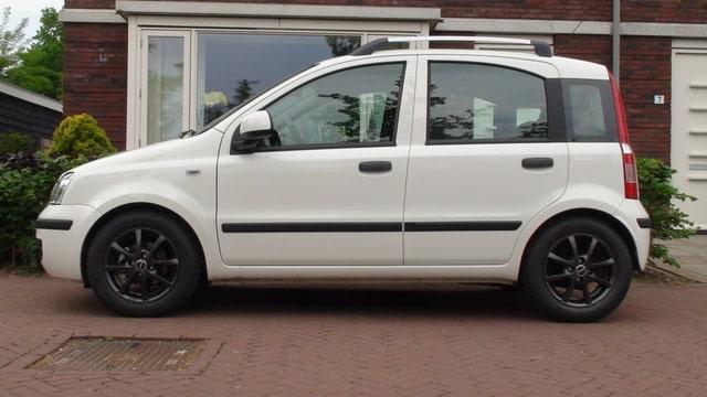 Aart Uit Twello Fiat Panda Club Nederland