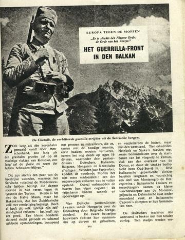 De Wervelwind uit de tweede wereldoorlog wo2