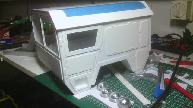 build - MAN KAT 1 8X8 scratch build with tlt axles Foto-63YSXDT8-D