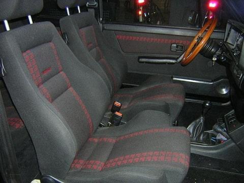 Compleet sportline interieur golf 1 cabriolet verkocht for Compleet interieur