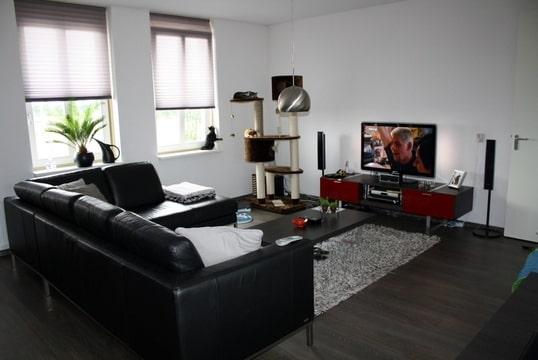 Slaapkamer Gordijnen Kwantum : ... nieuwe woning wil ik heel graag een ...