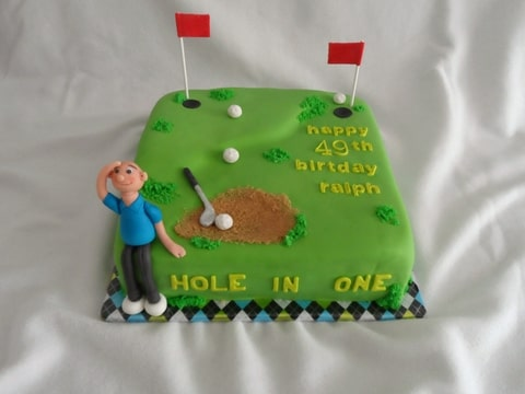 taart golf Golf taart (Pagina 1)   Taarten Parade   DeLeuksteTaarten.nl Forum taart golf